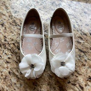 Wonder Nation Toddler Flat Dress Shoes